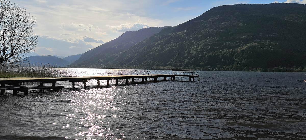 Tip na výlet: Región Villach – jazerá spútané vsieti cyklotrás