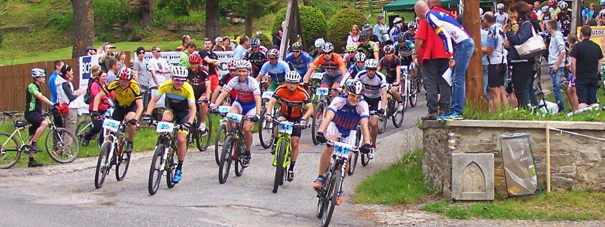 Pozvánka: Stefe MTB Maratón Levočské vrchy - príďte na ďalšiu porciu výškových metrov