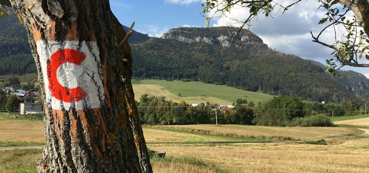 Obnova cykloturistických trás v okolí Skalice a nové trasy na Liptove