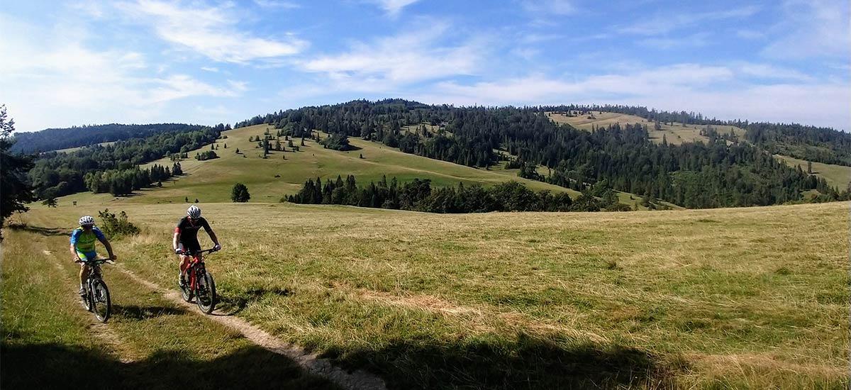Tip na výlet: Panoramatické jazdenie v okolí Litmanovej
