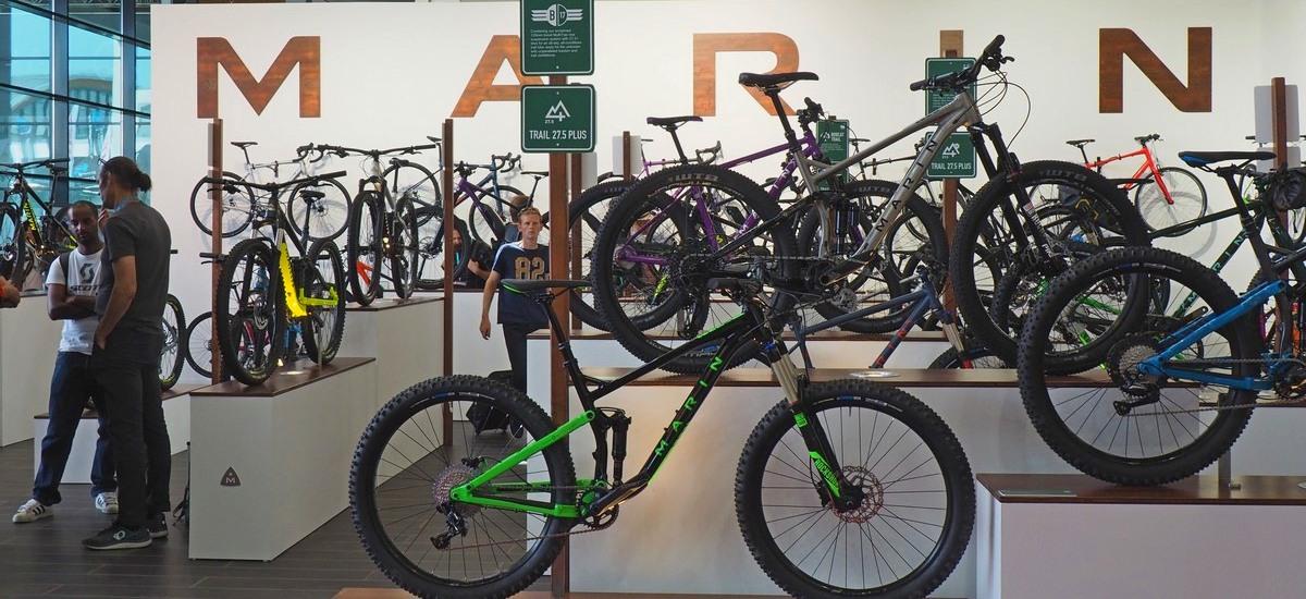Marin Bikes 2018 – MTB kolekcia spoza veľkej mláky