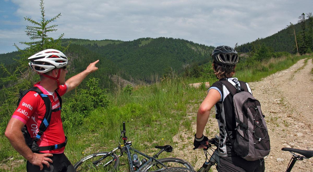 Bike&Motion – fantastický víkend s cyklosprievodcom na Dolnom Liptove