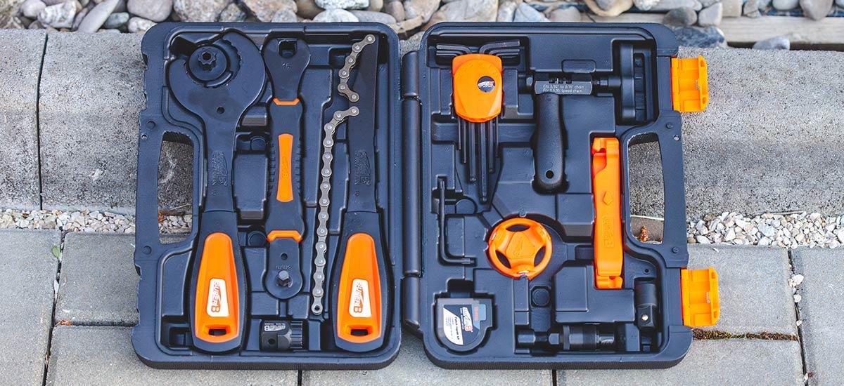 Unboxing: Sada náradia Super B TBA300 – poznáš všetky nástroje?