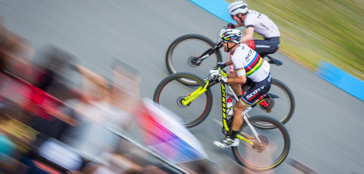 Pozvánka: UCI MTB World Cup Nové Město na Moravě - sveťák u susedov