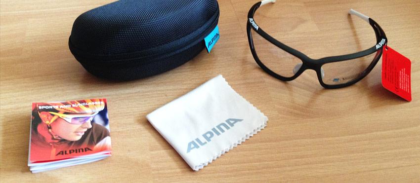 Test: Okuliare ALPINA EYE - 5 VL+