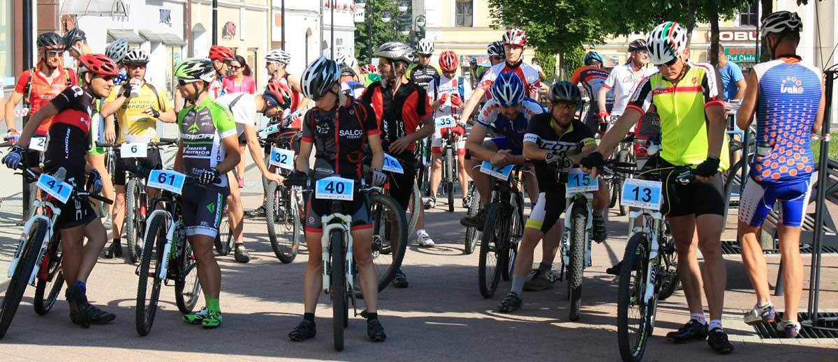 Reportáž: Oravský cyklomaratón 2015 - Po páde so zlomeninou 32 km až do cieľa