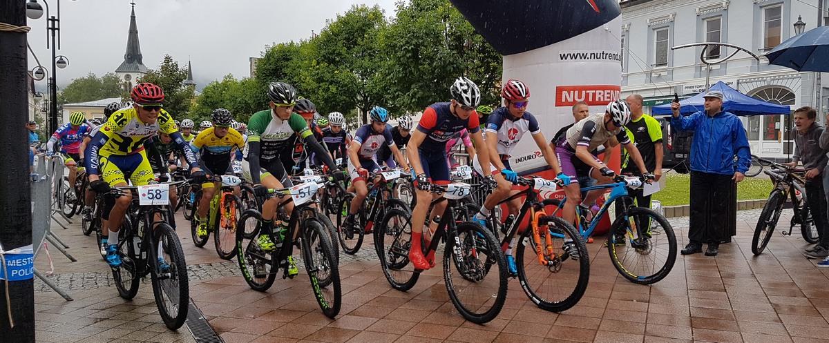 Martin Haring novým majstrom Slovenska v maratóne na extrémne blatistej trati