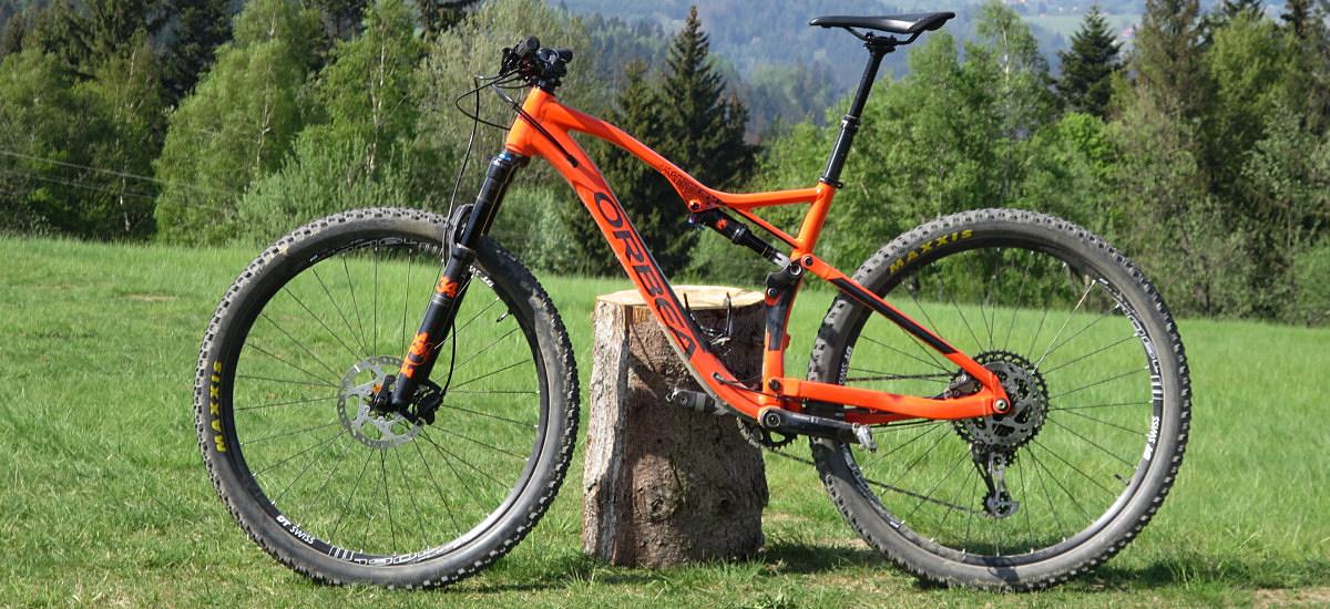 Test: Orbea OCCAM TR H10 -  na zábavu, zdolávanie trailov a celodenných výletov