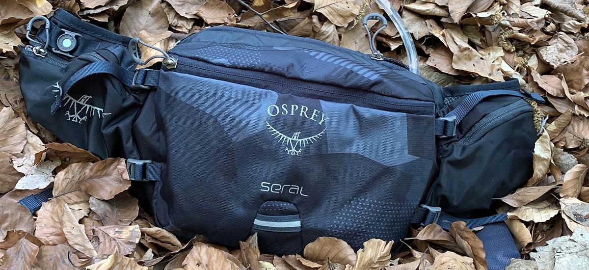 Test: Ľadvinka Osprey Seral 7 – aké sú výhody takéhoto riešenia?