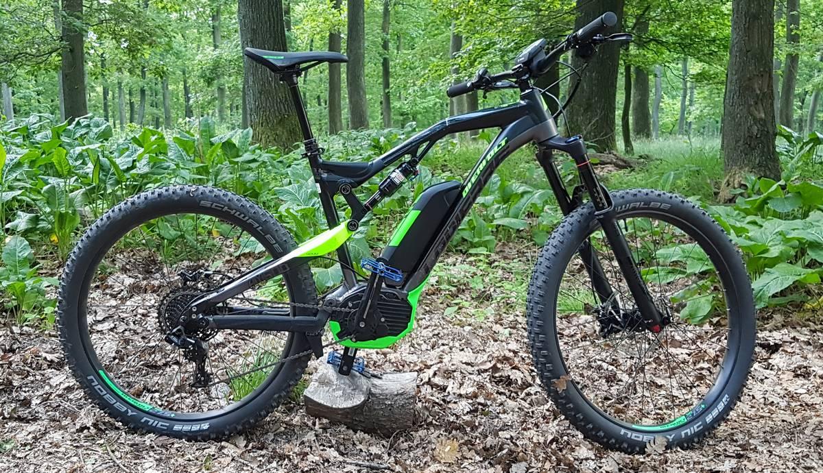 Test: Lapierre Overvolt AM 500+ - tento bicykel trochu zmenil môj pohľad