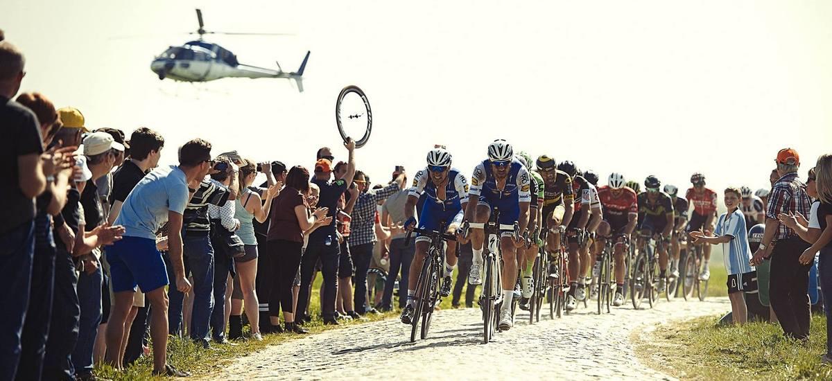 Vrchol klasikárskej sezóny – mačacie hlavy v Roubaix