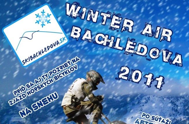 ZRUŠENÉ: Winter Air Bachledova