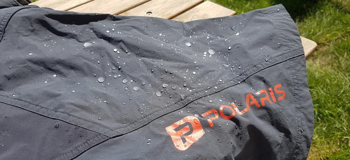 Test: Trailové šortky Polaris Discovery - odolné a pohodlné