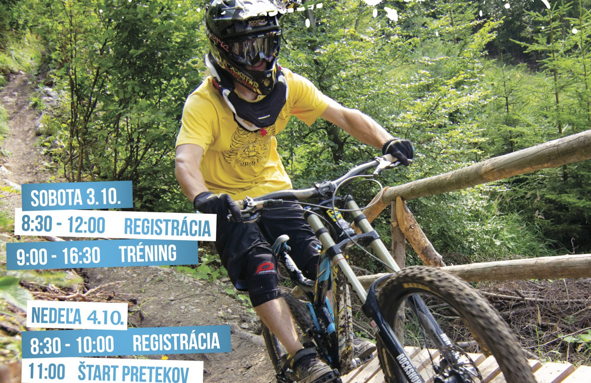 Pozvánka: Malinô Brdo Enduro Race 2015