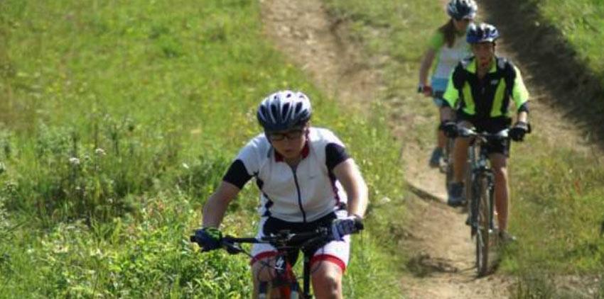 Reportáž: Cyklistický kemp Petra Sagana