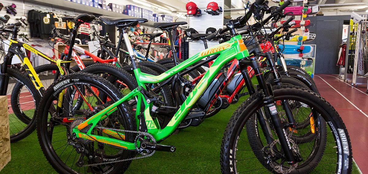 Predajňa Realsport – ak hľadáte cyklistické Taliansko v Bratislave