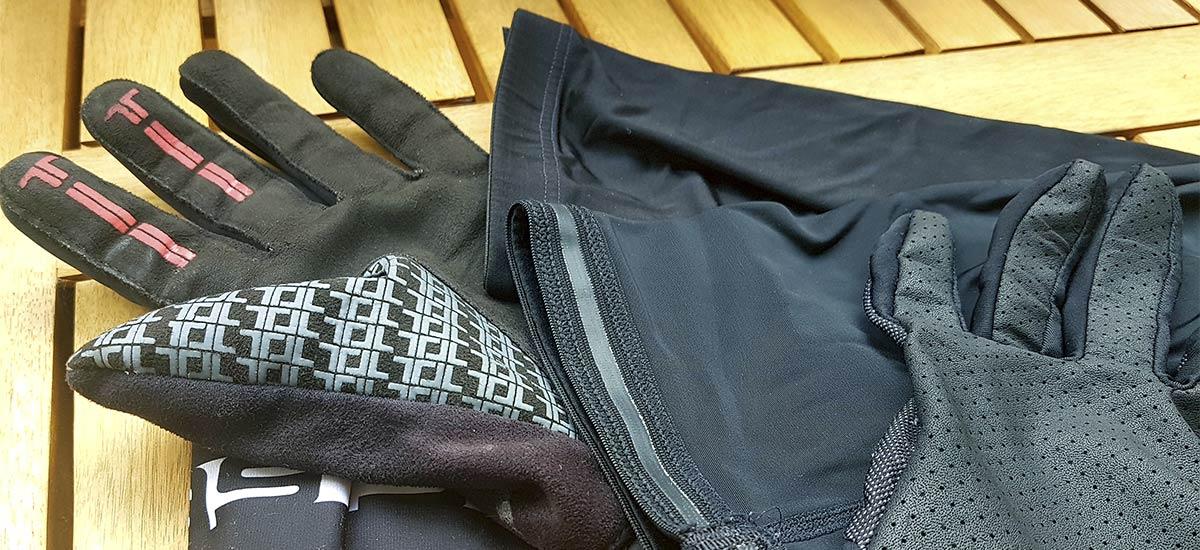 Rukavice a návleky – nevyhnutní spoločníci