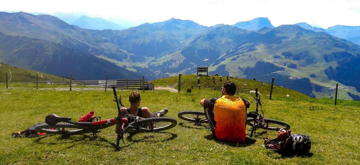Tip na výlet: Predĺžený víkend v Saalbachu s poriadnou dávkou výškových metrov dole kopcom