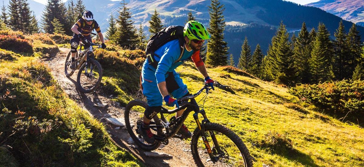 Mekka horskej cyklistiky v Alpách – Saalbach Hinterglemm