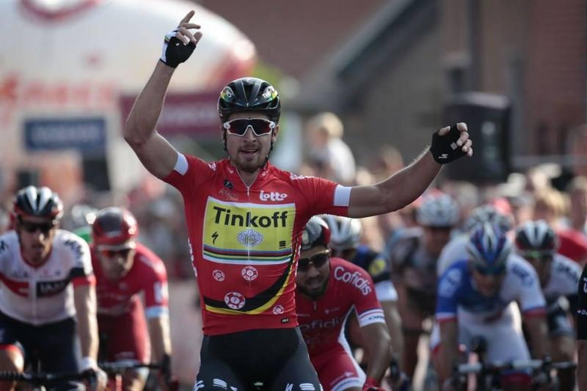 Skvelý taktik Sagan víťazom 3. etapy, celkovo už druhý