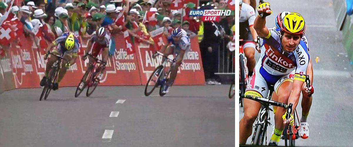 Sagan vo Švajčiarsku zaokrúhlil počet triumfov na 10
