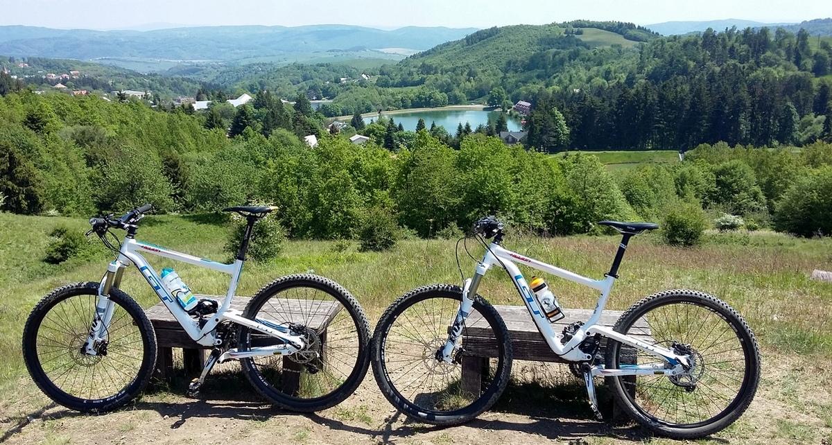 Tip na výlet: Bikom po Štiavnických vrchoch
