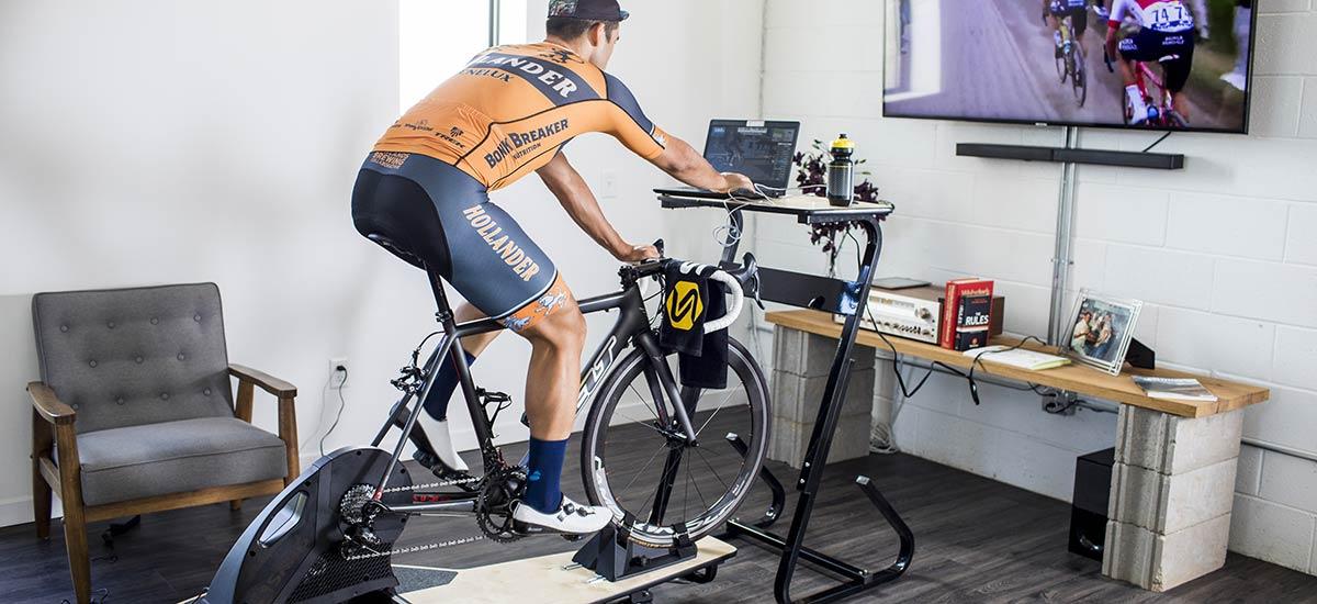 SARIS – nová éra cyklistických trenažérov