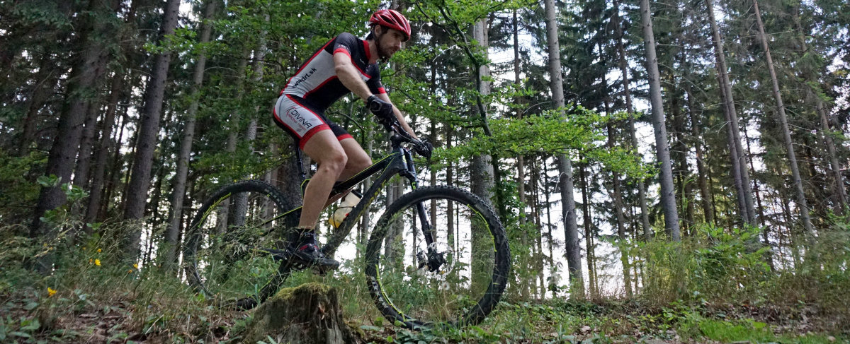 Test: Cannondale Scalpel-Si SE1 - trailový bike s pretekárskou DNA