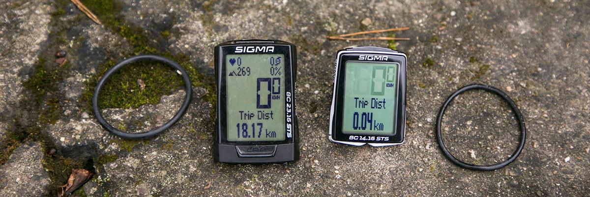 Test: Tachometer SIGMA SPORT BC 23.16 STS a 14.16 STS - stávka na istotu