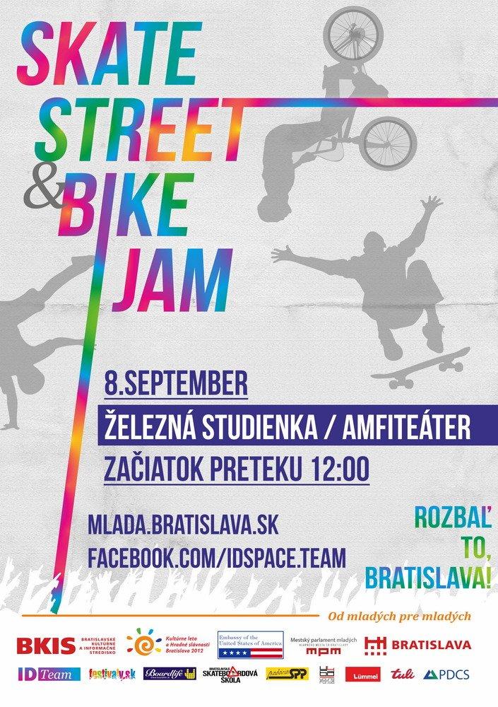 Skate, Street & Bike Jam