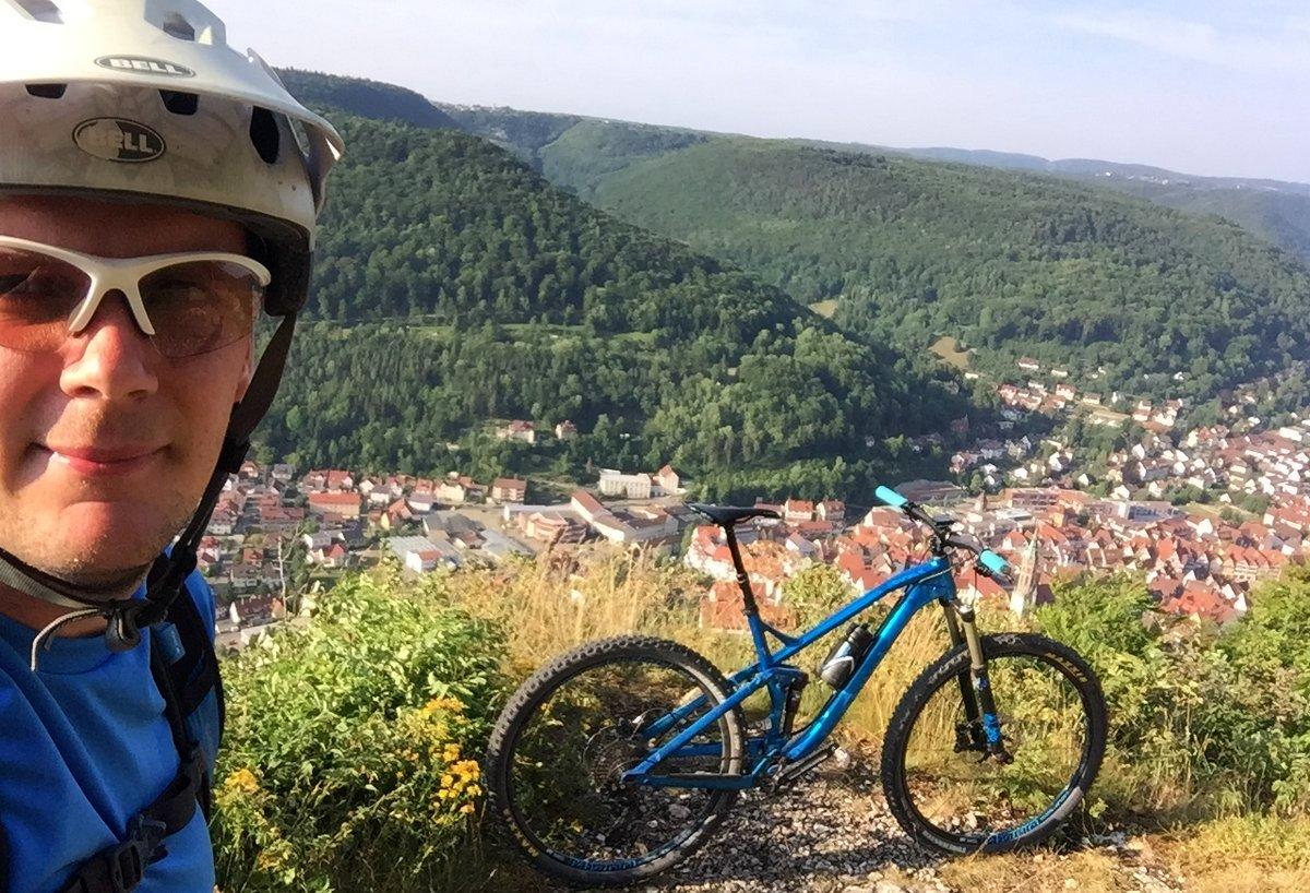 Chopiť sa možnosti alebo, ako som bicykloval v Nemecku počas služobky