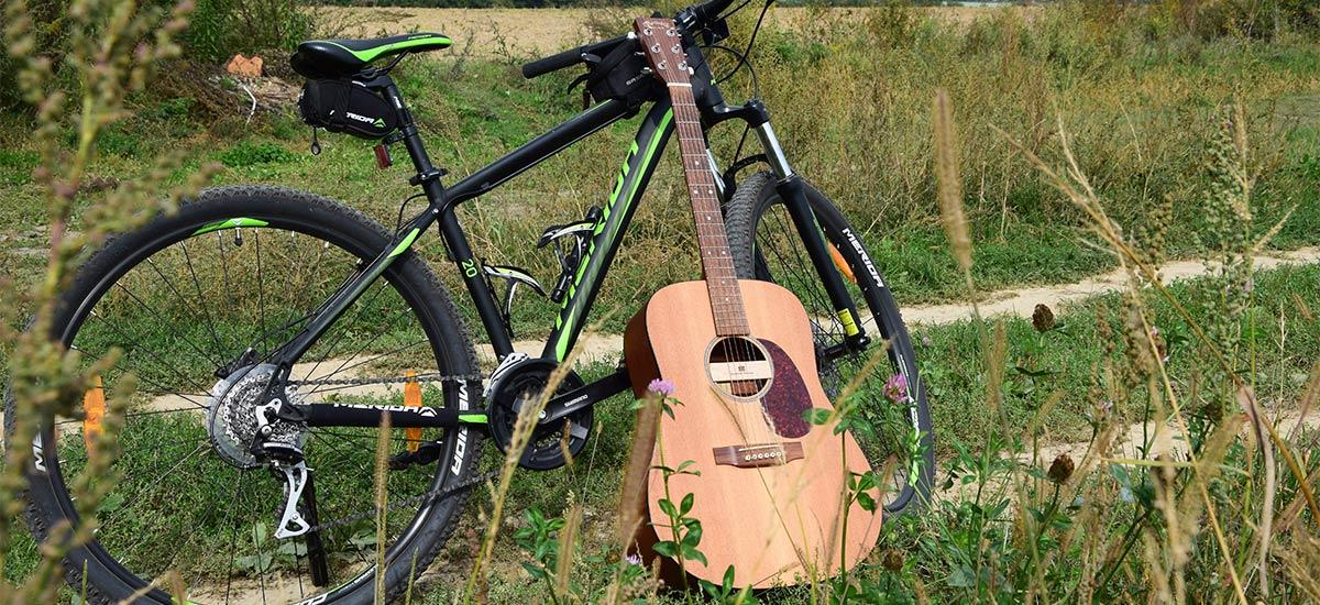 Sedem bicyklových songov - keď sa spoja dve vášne