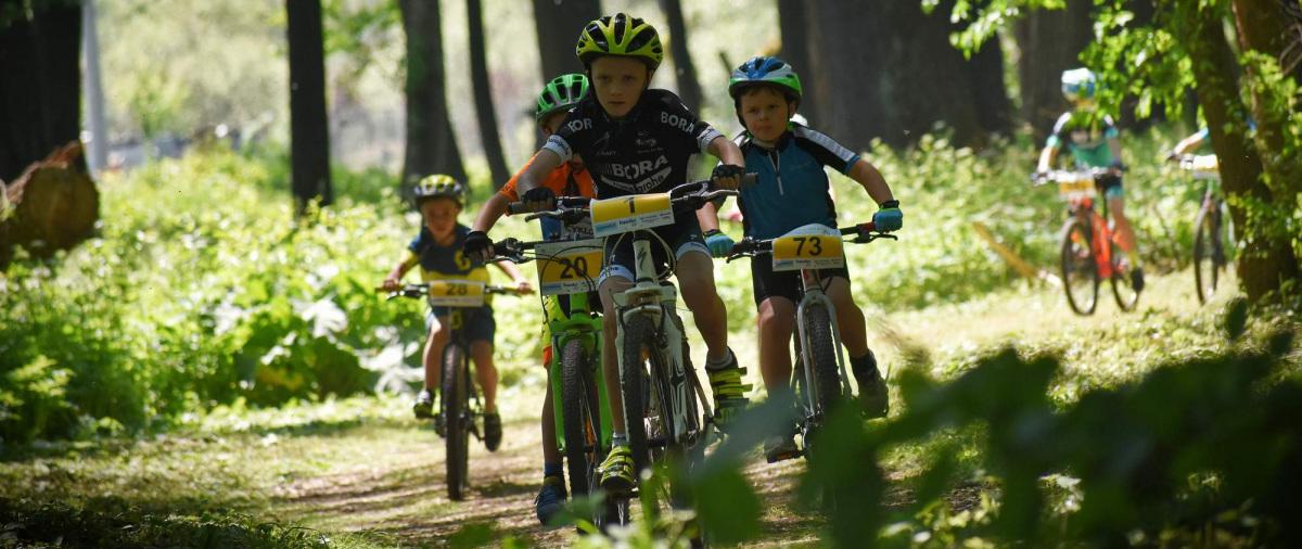 Detská tour Petra Sagana 4.kolo – necelá päťstovka v obci roka