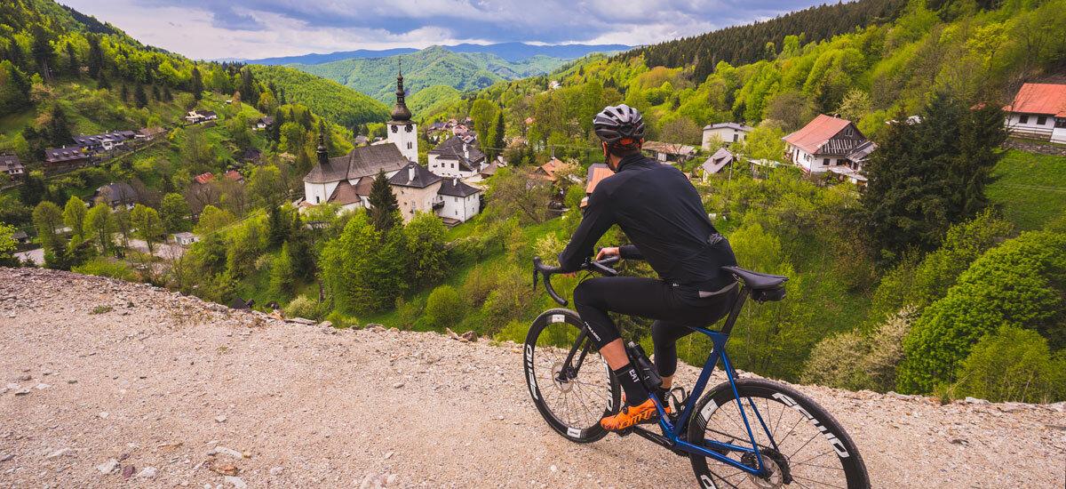 Najkrajšie stúpania – Špania Dolina alebo spojenie cyklistiky a slovenskej histórie