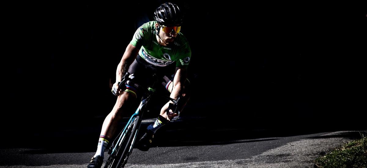 Výbava Petra Sagana do horúcich dní
