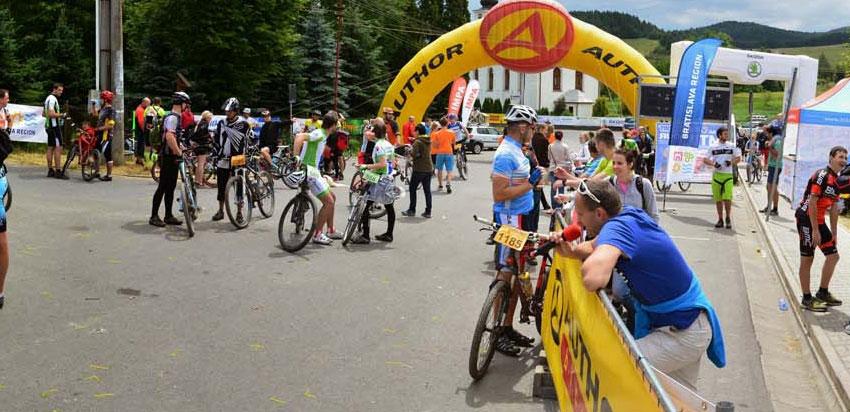 Reportáž: AUTHOR ŠKODA Bikemaratón Súľovské Skaly s takmer 1000 štartujúcimi
