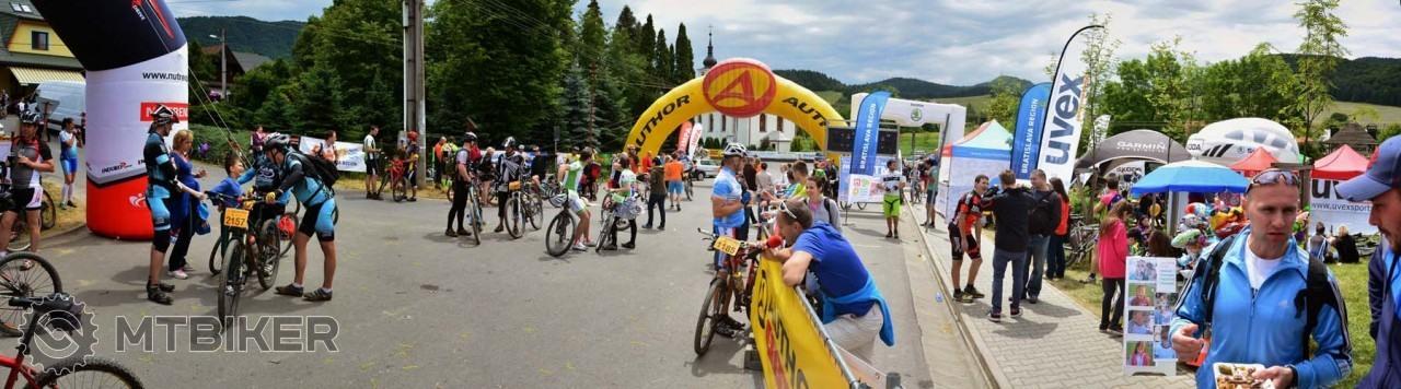Pozvánka: 17. ročník AUTHOR ŠKODA bikemaratónu Súľovské skaly