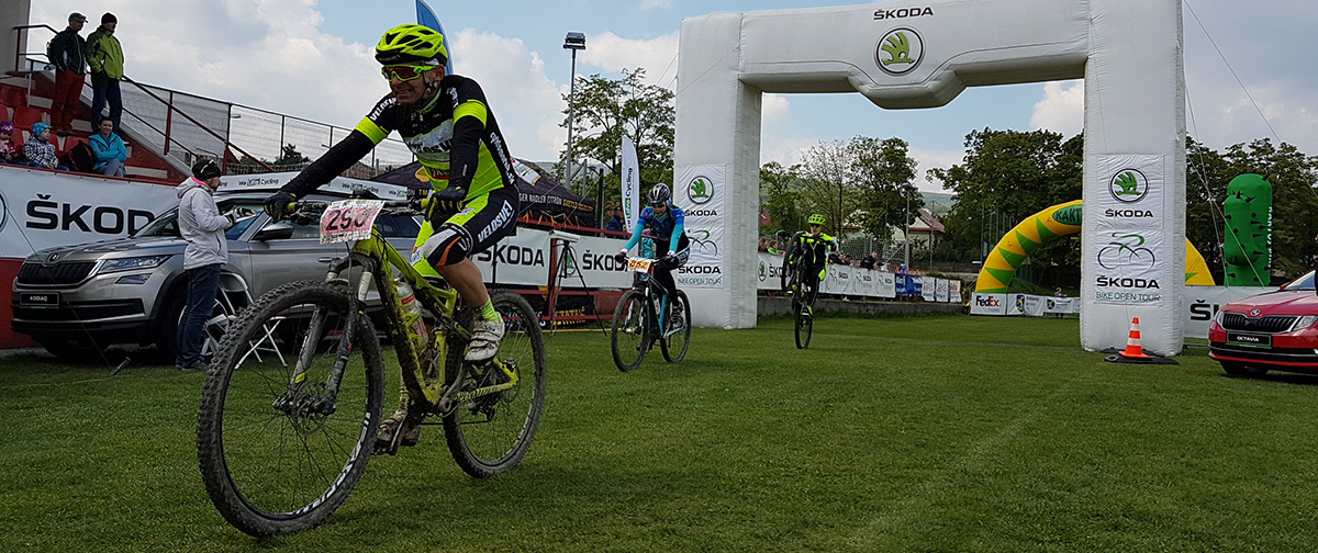 Reportáž: ŠKODA Svätojurský MTB maratón – opať vydarený vstup do novej sezóny