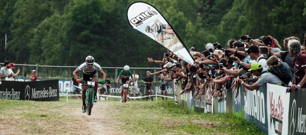 4. kolo Svetového pohára - Val di Sole takmer prinieslo radosť pre domácich