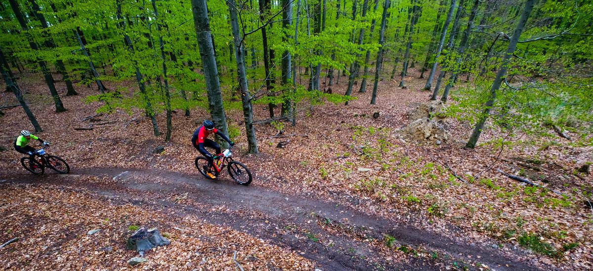 Reportáž: ŠKODA Svätojurský MTB maratón – zimná edícia