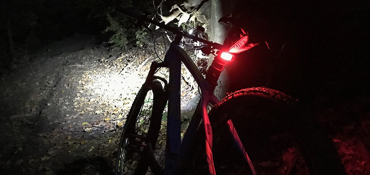 Svetlá na nočné jazdenie