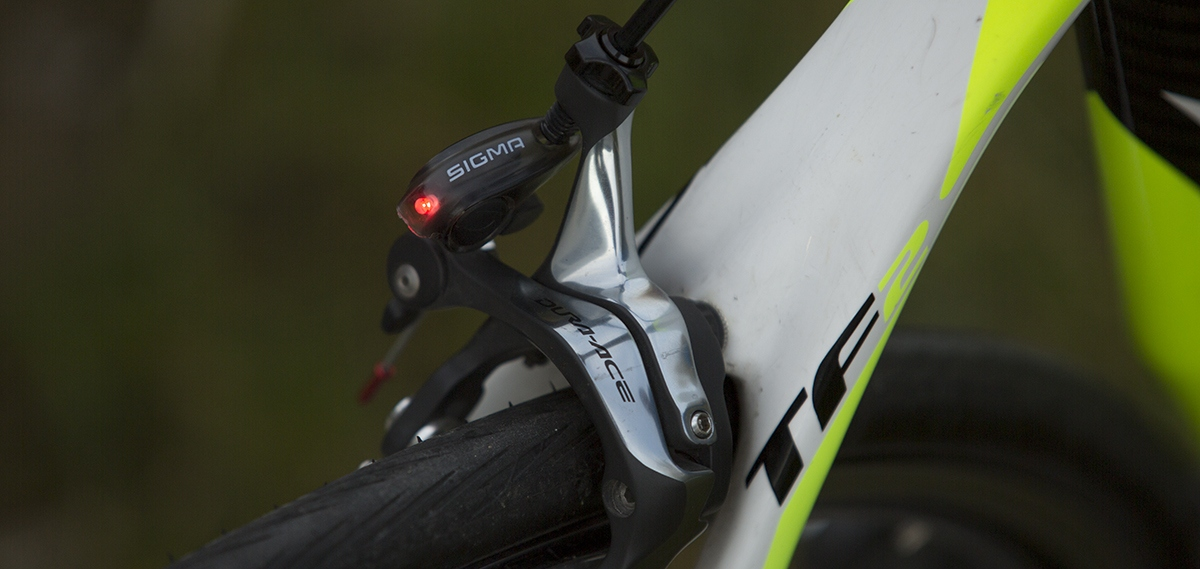Test: Brzdové svetlo Sigma Sport BrakeLight - malá, no užitočná vec určená pre cestné bicykle
