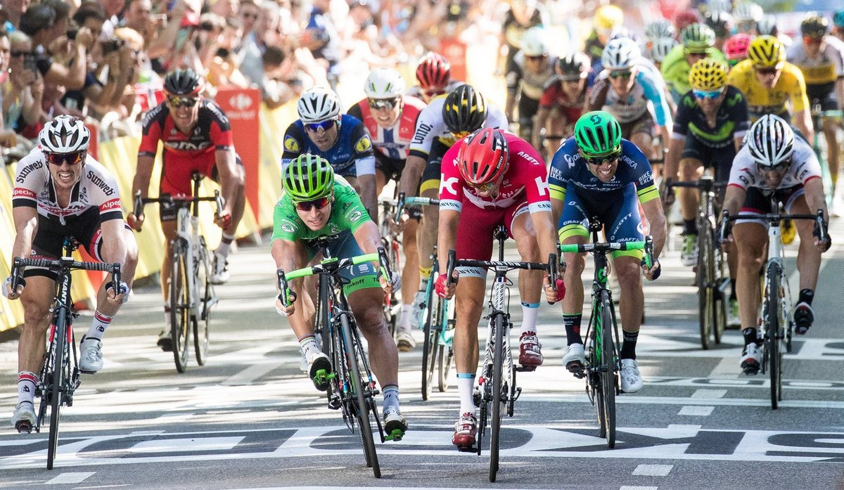 Tour de France a ambície tímov