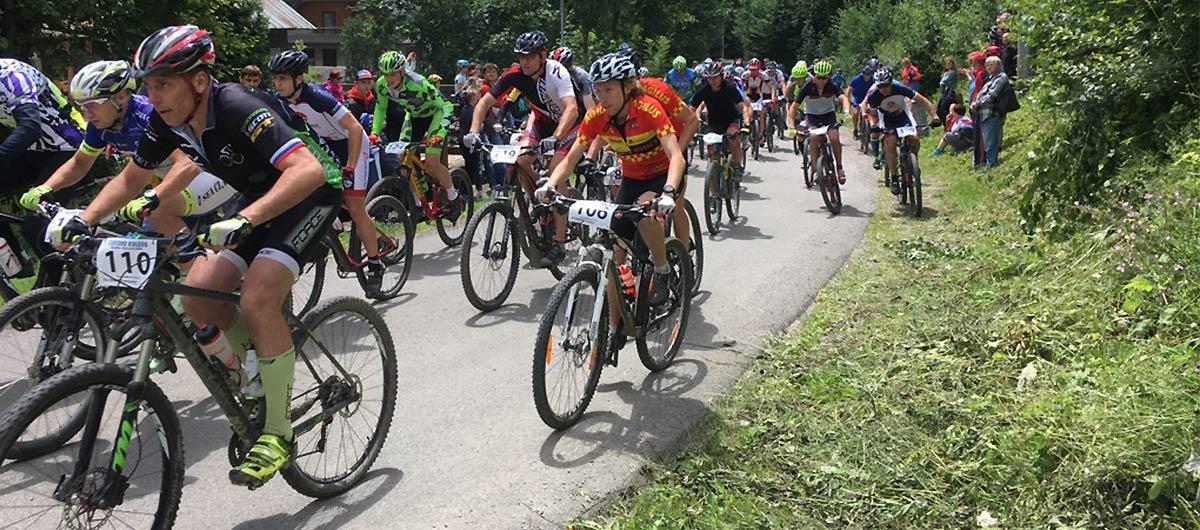Reportáž: XCO Čertovo koleso 2018 – naozaj výborná trať