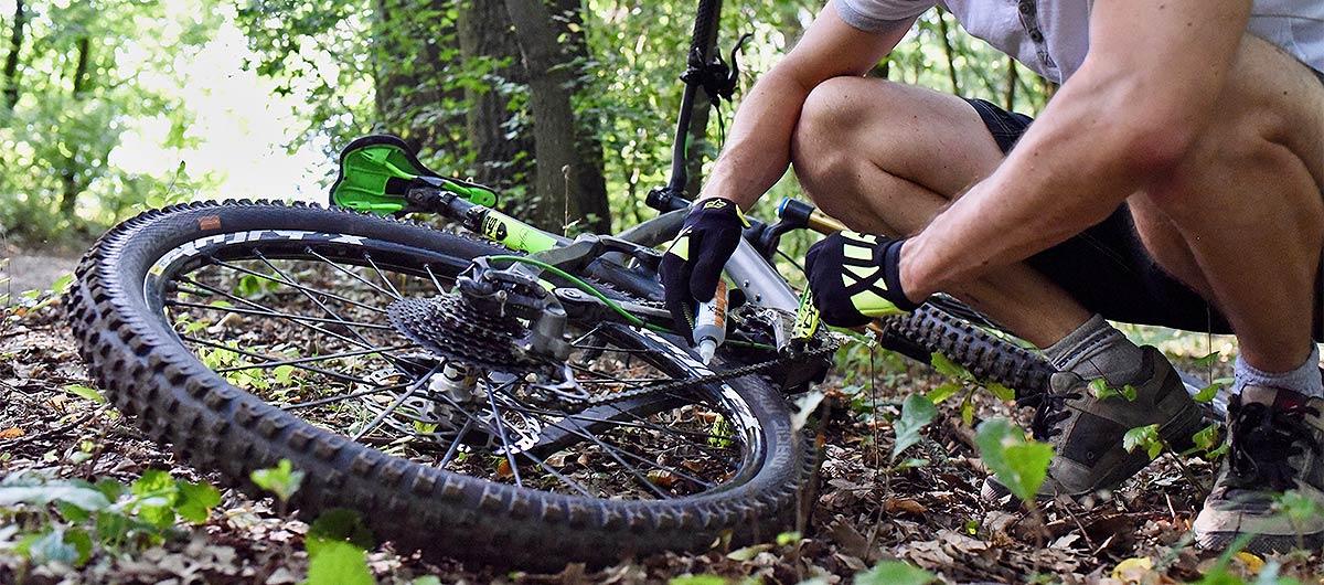 Test: BikeWorkX – mazivo na reťaz do suchých podmienok