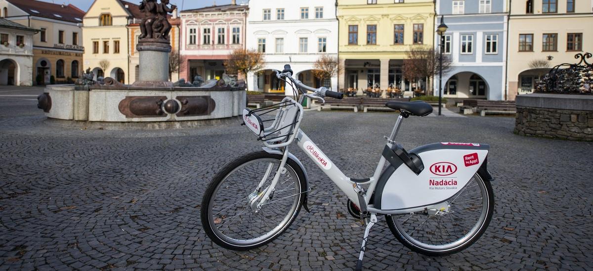 Žilinčania už týždeň využívajú nový bikesharing
