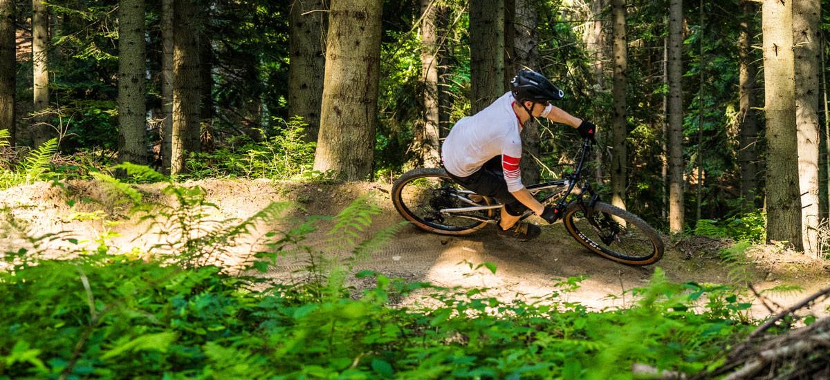 Cyklostopy Stará Ľubovňa - po stopách bikerov