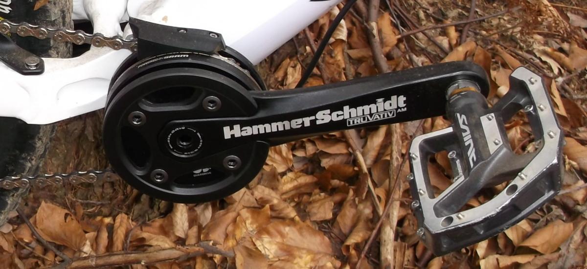 Slepé vetvy v histórii MTB: Prevodovka HammerSchmidt