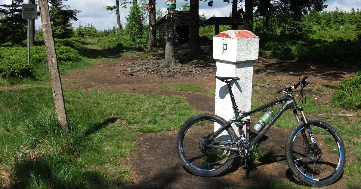 Tip na výlet: Lesní bar a národná prírodná rezervácia Rejvíz (posledný deň mojej cyklodovolenky)