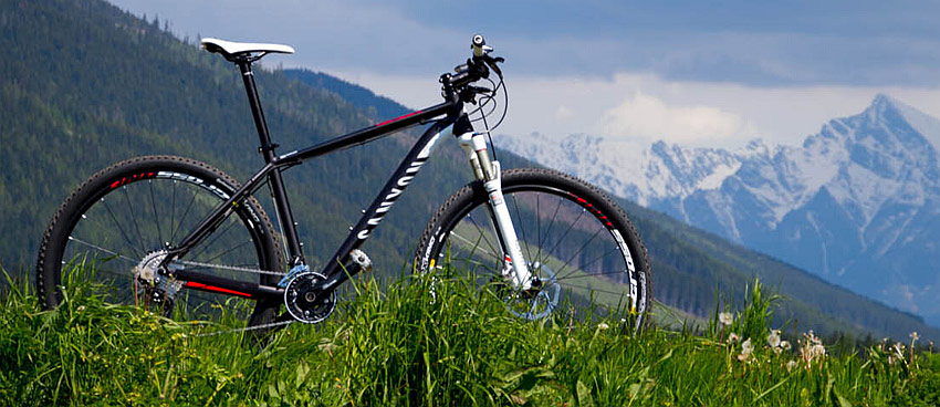 Testujeme bike Grand Canyon AL 6.9
